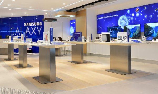 Entreprise Samsung - La vie des entreprises