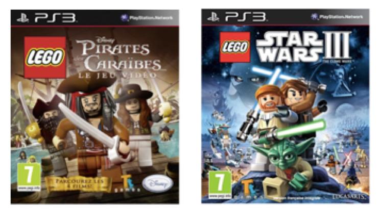 Entreprise Lego - LEGO et les jeux vidéos - La vie des entreprises