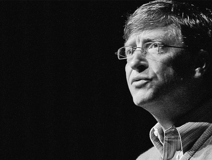 Bill Gates biographie - La vie des Entreprises