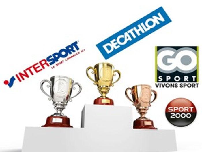 Le marché de la distribution d'articles de sport - La vie des Entreprises