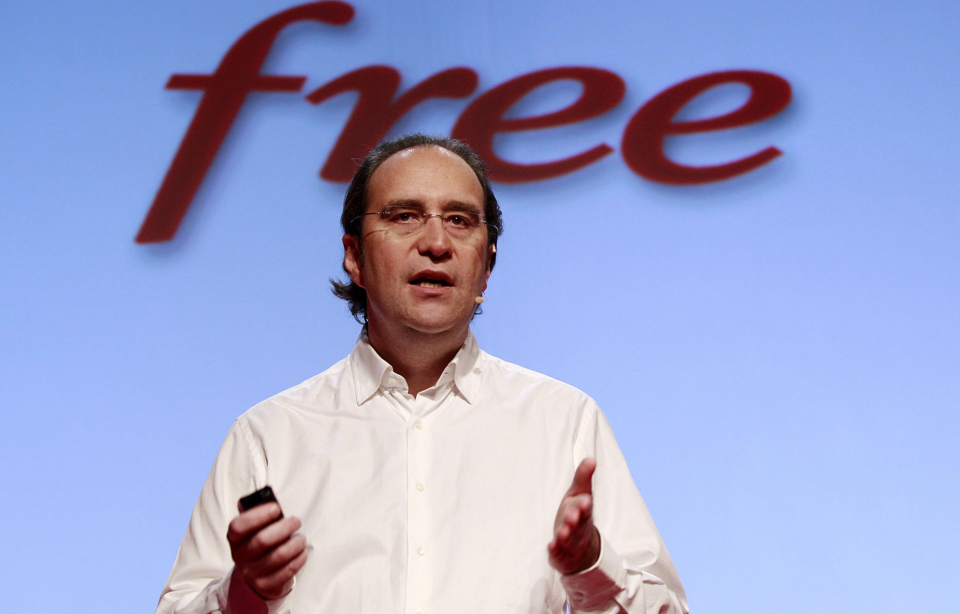 Xavier Niel biographie - Xavier Niel + Free - La vie des entreprises