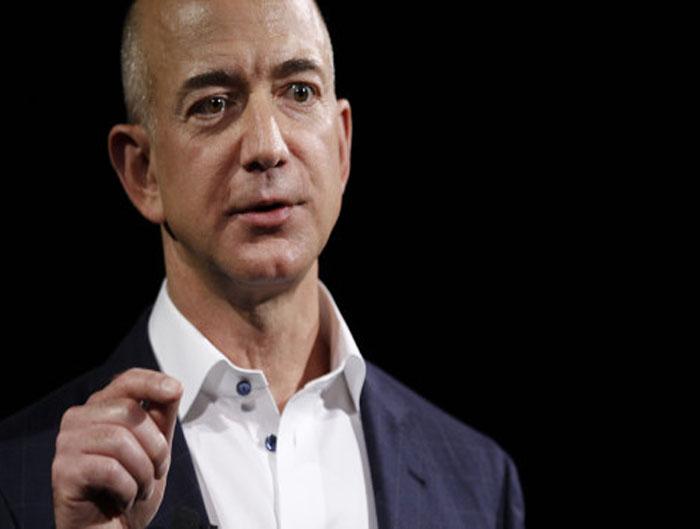 Jeff Bezos biographie - La vie des Entreprises