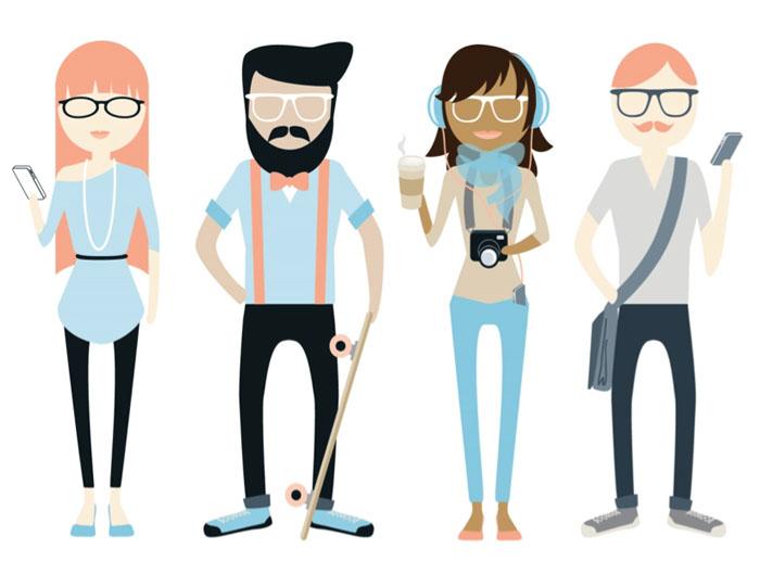 Les Millennials - La vie des Entreprises