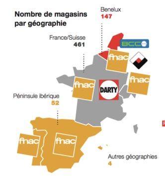 Réseau FNAC DARTY - FNAC - La vie des entreprises